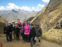 Stephanie Inca Trail June 10 2014-2