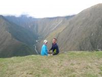 Stephanie Inca Trail June 10 2014