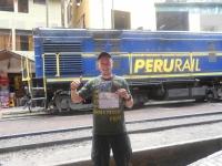 Machu Picchu travel May 15 2014