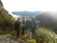 Milou Inca Trail March 21 2014-2