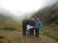 Milou Inca Trail March 21 2014