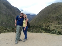 Leon Inca Trail May 03 2014-2