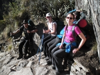 Machu Picchu vacation May 30 2014
