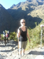 Machu Picchu vacation June 02 2014