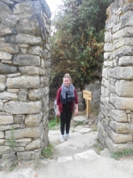 Machu Picchu vacation August 03 2014