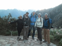 Matthew Inca Trail June 06 2014-2