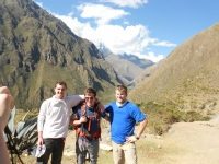 Peru vacation September 01 2014