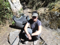 Katherine Inca Trail July 14 2014-2