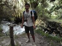 Patrik Inca Trail June 12 2014