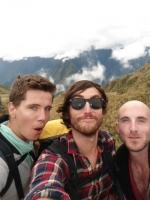 Roy-Antonius-Maria Inca Trail April 03 2014-2