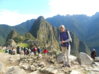 Machu Picchu travel July 26 2014