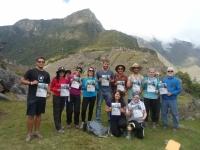 Machu Picchu trip June 15 2014
