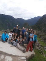 Peru vacation April 02 2014