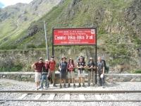 lachlan Inca Trail April 03 2014