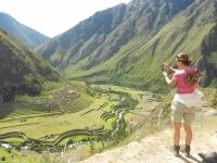 ann-christin Inca Trail April 03 2014