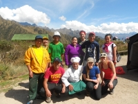 Laura Inca Trail June 21 2014-2
