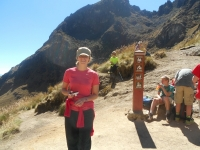 Laura Inca Trail June 21 2014