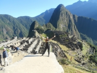 Courtney Inca Trail June 21 2014