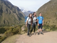 Alexandra Inca Trail April 02 2014
