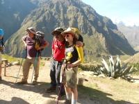 Elizabeth Inca Trail July 05 2014-4