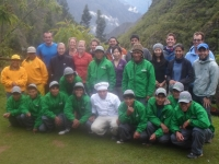Machu Picchu travel March 23 2014