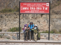 Katja-Christina Inca Trail July 06 2014