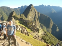 Paul Inca Trail July 07 2014