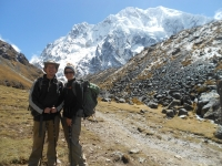 Machu Picchu travel August 31 2014