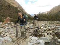 Machu Picchu trip August 31 2014