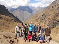 Machu Picchu trip July 17 2014