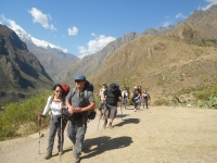 Salvador Inca Trail August 03 2014