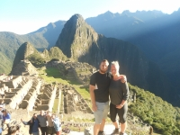 Leon Inca Trail August 03 2014