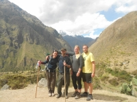 Amber Inca Trail August 03 2014