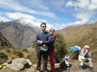 MASSIMILIANO Inca Trail July 28 2014