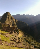 Machu Picchu travel May 24 2014