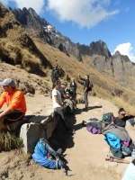 Sankeetha Inca Trail August 15 2014-2