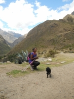 Sankeetha Inca Trail August 15 2014