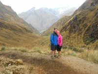 Silvana Inca Trail August 28 2014