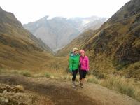 Kristen Inca Trail August 28 2014-1