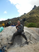 Peter Inca Trail August 15 2014