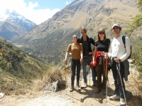 Machu Picchu vacation August 17 2014