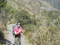 Matthew Inca Trail August 19 2014