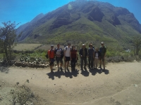 Timothy Inca Trail August 21 2014-2