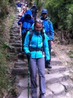 Jessica Inca Trail August 24 2014-2