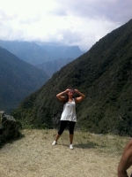 Zina Inca Trail August 27 2014-1