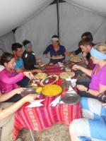 Paulo Inca Trail August 28 2014