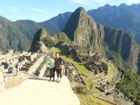 Machu Picchu travel August 28 2014
