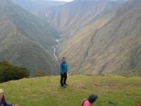 Raphaela Inca Trail September 19 2014