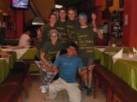 Machu Picchu trip September 20 2014