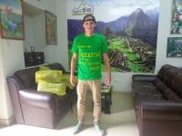 Peru travel April 21 2014